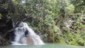 Huatulco Waterfalls Tour